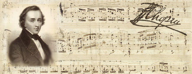 Фортепианное творчество Ф. Ф. Шопена