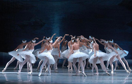 В Петербурге Театр оперы и балета. В Государственной консерватории им. Н.А. Римского-Корсакова