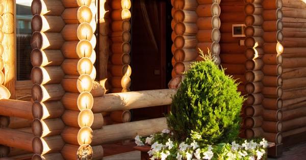 деревянные коттеджи Крым Каламита