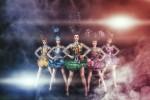Театральные красочные шоу программы Вокально танцевальное шоу 5МУЗ